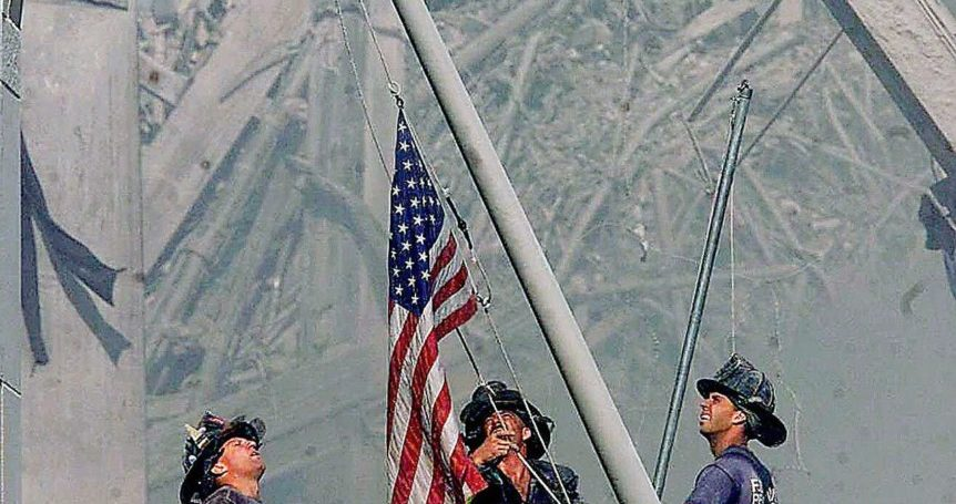 September 11, 2001 – Never Forget