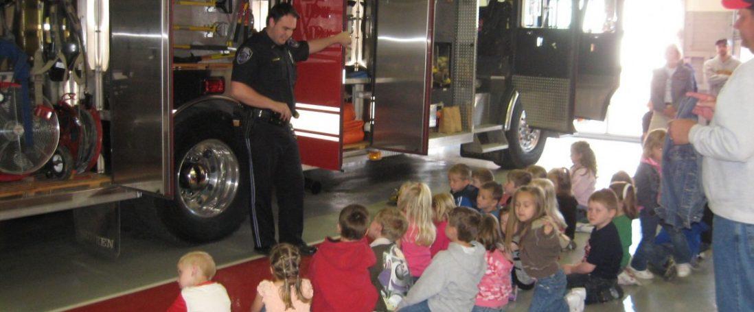Waynesburg Franklin Township Fire Company — Waynesburg, PA